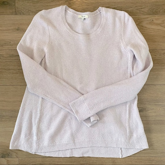 Madewell Lavender Sweater